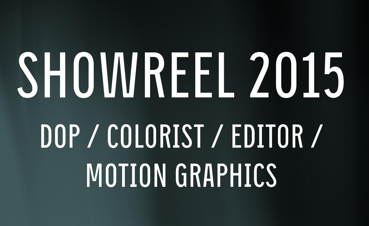 dop colorist color grading editor freelancer